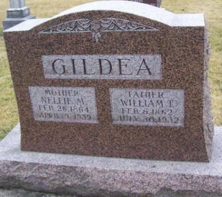 GILDEA, NELLIE M. - Boone County, Iowa | NELLIE M. GILDEA