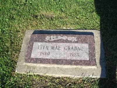 GRABAU, ETTA MAE - Boone County, Iowa | ETTA MAE GRABAU
