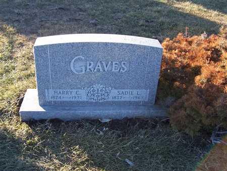 GRAVES, SADIE L. - Boone County, Iowa | SADIE L. GRAVES