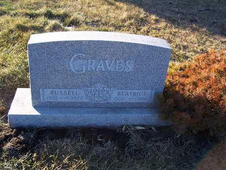 GRAVES, BEATRICE - Boone County, Iowa | BEATRICE GRAVES