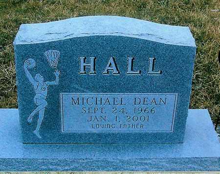 HALL, MICHAEL DEAN - Boone County, Iowa | MICHAEL DEAN HALL
