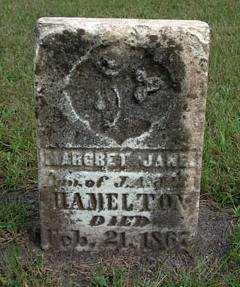 HAMELTON, MARGARET JANE - Boone County, Iowa | MARGARET JANE HAMELTON