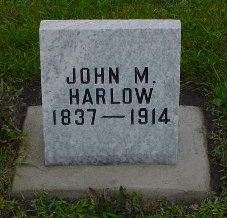HARLOW, JOHN M. - Boone County, Iowa | JOHN M. HARLOW