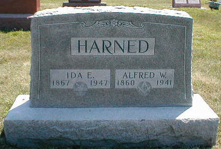 HARNED, IDA E. - Boone County, Iowa | IDA E. HARNED