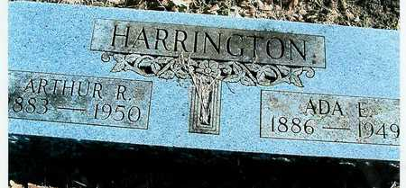 HARRINGTON, ARTHUR R. - Boone County, Iowa | ARTHUR R. HARRINGTON