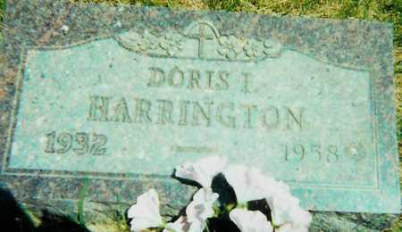 HARRINGTON, DORIS I - Boone County, Iowa | DORIS I HARRINGTON