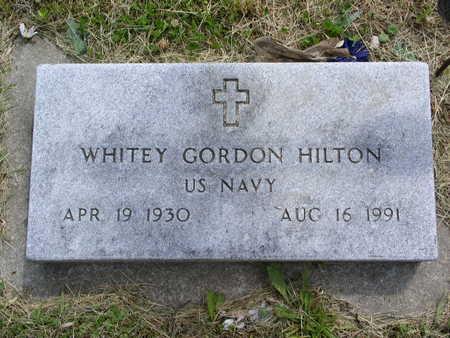 HILTON, WHITEY - Boone County, Iowa | WHITEY HILTON