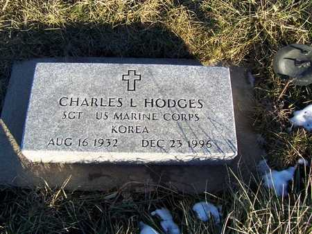 HODGES, CHARLES L. - Boone County, Iowa | CHARLES L. HODGES
