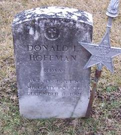 HOFFMAN, DONALD L. - Boone County, Iowa | DONALD L. HOFFMAN