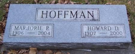 HOFFMAN, HOWARD D. - Boone County, Iowa | HOWARD D. HOFFMAN
