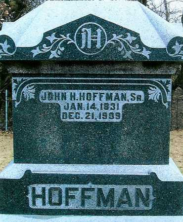 HOFFMAN, JOHN H.SR. - Boone County, Iowa | JOHN H.SR. HOFFMAN