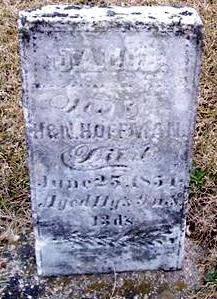 HOFFMAN, JACOB - Boone County, Iowa | JACOB HOFFMAN