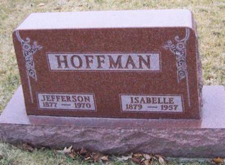 HOFFMAN, JEFFERSON - Boone County, Iowa | JEFFERSON HOFFMAN