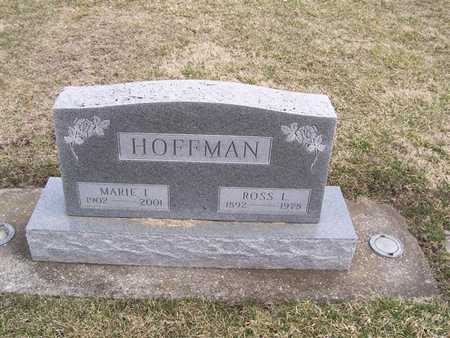 HOFFMAN, ROSS L. - Boone County, Iowa | ROSS L. HOFFMAN