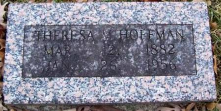 HOFFMAN, THERESA M. - Boone County, Iowa | THERESA M. HOFFMAN