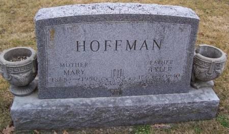HOFFMAN, TYLER - Boone County, Iowa   TYLER HOFFMAN