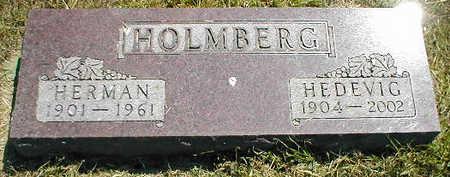 HOLMBERG, HERMAN - Boone County, Iowa | HERMAN HOLMBERG