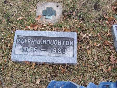HOUGHTON, RALPH L. - Boone County, Iowa | RALPH L. HOUGHTON