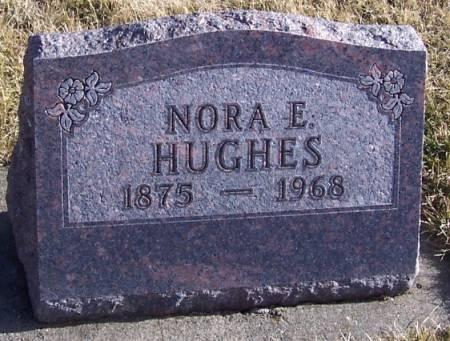 HUGHES, NORA E. - Boone County, Iowa | NORA E. HUGHES