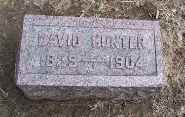 HUNTER, DAVID - Boone County, Iowa | DAVID HUNTER
