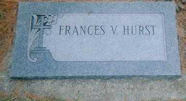 HURST, FRANCIS V. - Boone County, Iowa | FRANCIS V. HURST