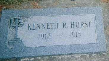 HURST, KENNETH R. - Boone County, Iowa | KENNETH R. HURST