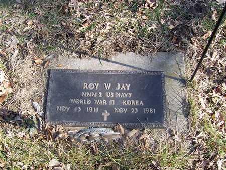 JAY, ROY W. - Boone County, Iowa | ROY W. JAY
