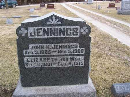 JENNINGS, JOHN H. - Boone County, Iowa | JOHN H. JENNINGS