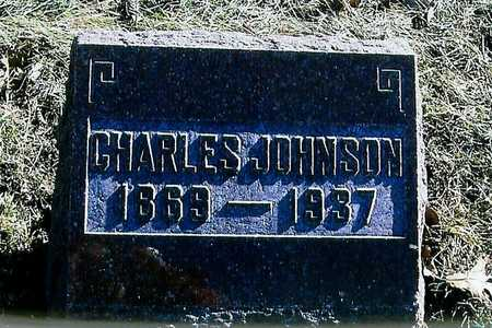 JOHNSON, CHARLES - Boone County, Iowa | CHARLES JOHNSON