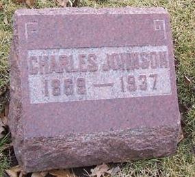 JOHNSON, CHARLES - Boone County, Iowa   CHARLES JOHNSON