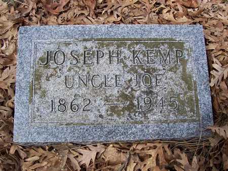 KEMP, JOSEPH - Boone County, Iowa | JOSEPH KEMP
