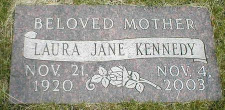 KENNEDY, LAURA JANE - Boone County, Iowa | LAURA JANE KENNEDY