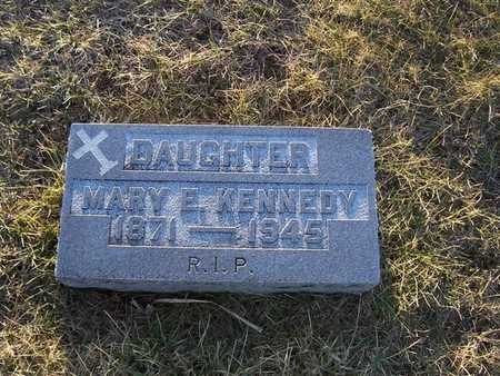KENNEDY, MARY E. - Boone County, Iowa | MARY E. KENNEDY