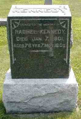 KENNEDY, RACHEL - Boone County, Iowa | RACHEL KENNEDY