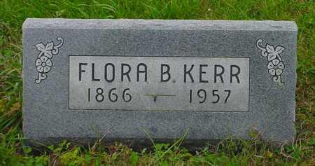 KERR, FLORA B. - Boone County, Iowa | FLORA B. KERR