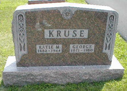KRUSE, KATIE M. - Boone County, Iowa | KATIE M. KRUSE