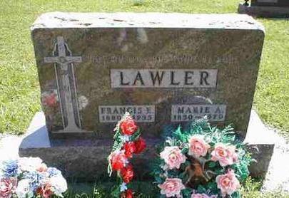 LAWLER, MARIE A. - Boone County, Iowa | MARIE A. LAWLER