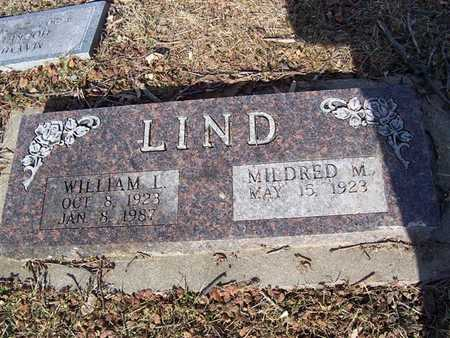 LIND, MILDRED M. - Boone County, Iowa | MILDRED M. LIND