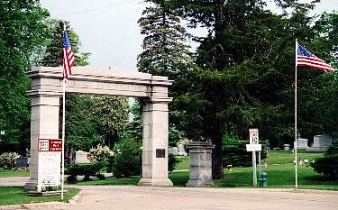 LINWOOD PARK, CEMETERY - Boone County, Iowa | CEMETERY LINWOOD PARK