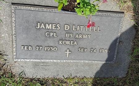 LITTELL, JAMES D. - Boone County, Iowa | JAMES D. LITTELL