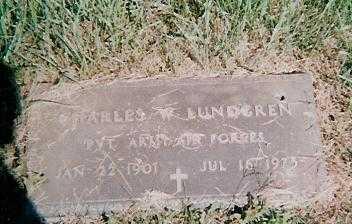 LUNDGREN, CHARLES W. - Boone County, Iowa | CHARLES W. LUNDGREN