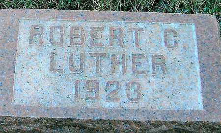 LUTHER, ROBERT C. - Boone County, Iowa   ROBERT C. LUTHER
