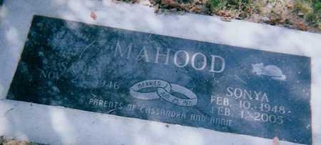 MAHOOD, SONJA - Boone County, Iowa | SONJA MAHOOD