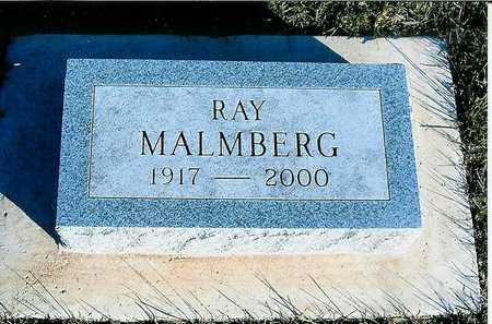 MALMBERG, RAY - Boone County, Iowa | RAY MALMBERG