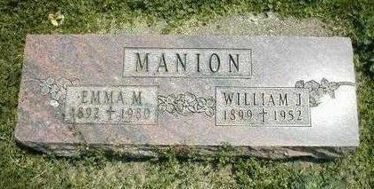 MANION, WILLIAM J. - Boone County, Iowa | WILLIAM J. MANION