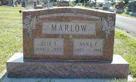 MARLOW, ANNA C. - Boone County, Iowa | ANNA C. MARLOW