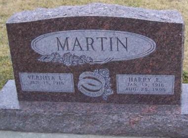 MARTIN, VERNITA L. - Boone County, Iowa | VERNITA L. MARTIN