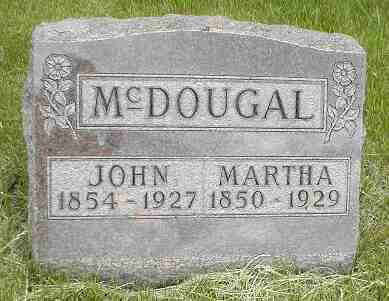 MCDOUGAL, JOHN - Boone County, Iowa | JOHN MCDOUGAL