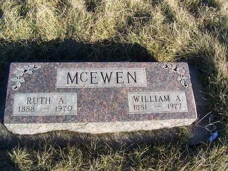 MCEWEN, RUTH A. - Boone County, Iowa | RUTH A. MCEWEN