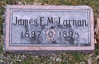 MCLARNAN, JAMES E. - Boone County, Iowa | JAMES E. MCLARNAN